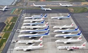 コロナでANA、JALが資金難に!航空ならではの事情とは【業界研究 ...